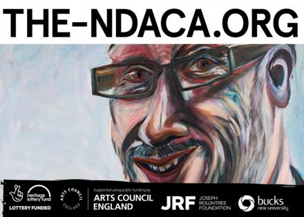 THE-NDACA.ORG postcard